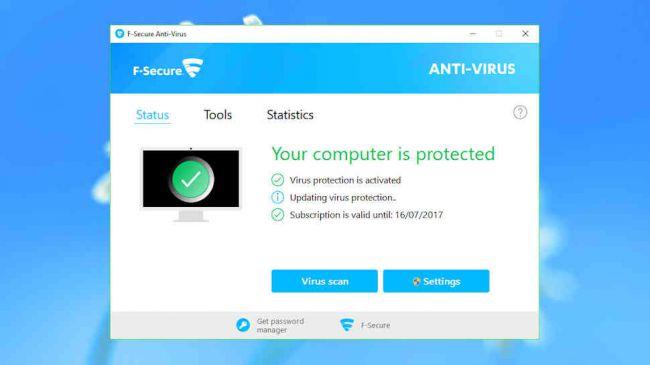 F-Secure Antivirus 2017