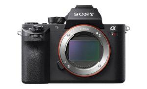 Sony A7rII y la A7rIII