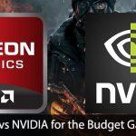 AMD vs NVIDIA para el gamer económico