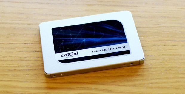 Crucial MX500