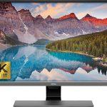 BenQ EW3270U Presentación: Monitor 4K HDR FreeSync con USB-C