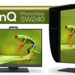Análisis del BenQ PhotoVue SW240: Color preciso AdobeRGB por menos de 445 euros