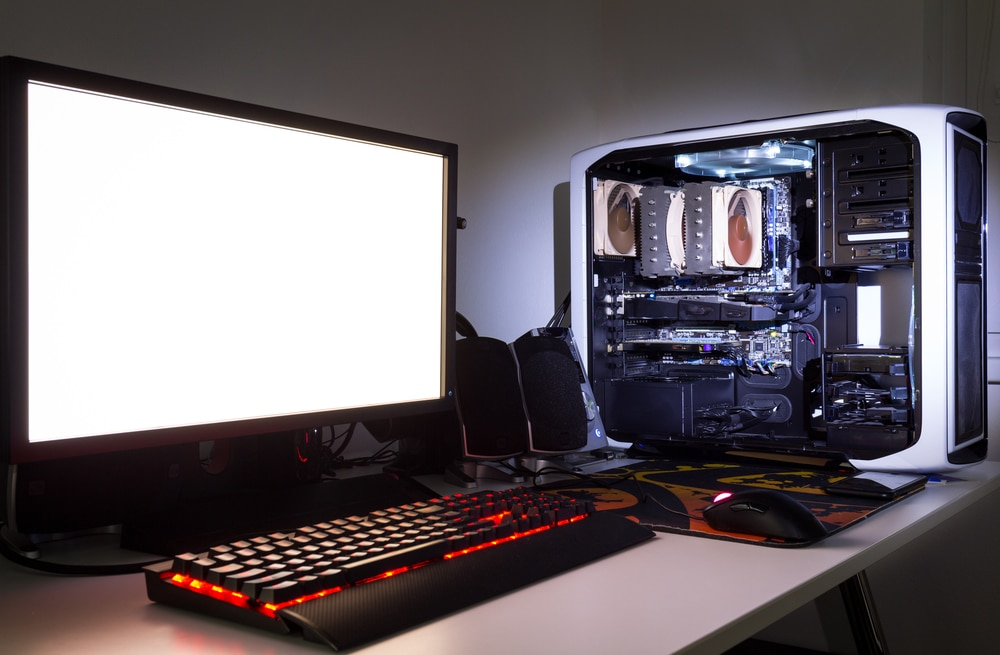 Cómo montar un PC gaming