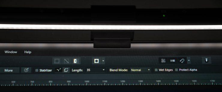 Lámpara LED BenQ ScreenBar