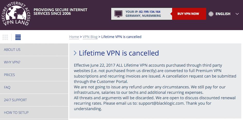 7 Estafas de VPN que debes evitar.