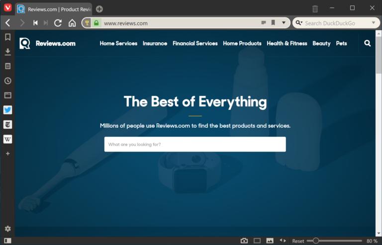 Mejores navegadores Web