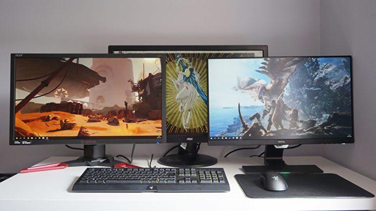 Tipos de Paneles de monitores para videojuegos