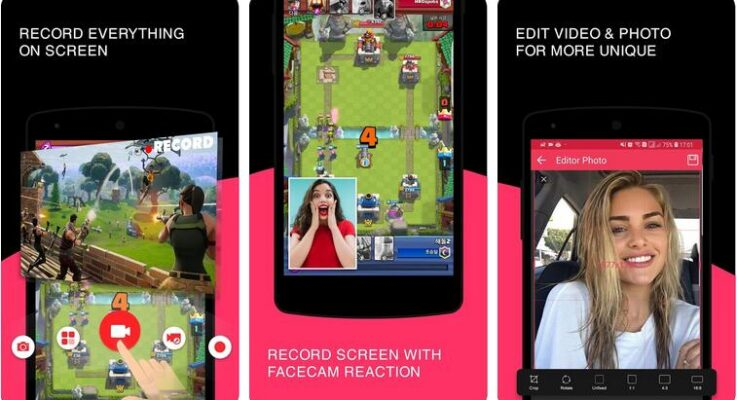 Las Mejores Aplicaciones para Grabar la Pantalla de Android con Audio en Android