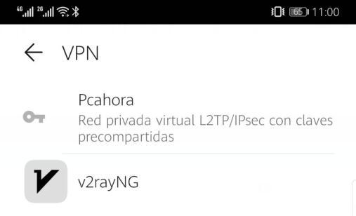 Configurar VPN en Android