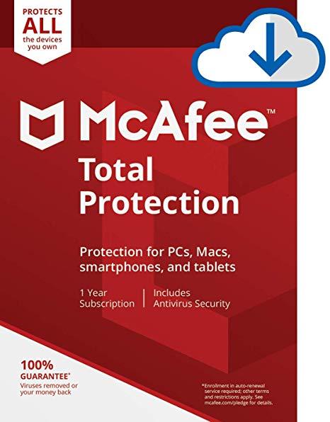 McAfee Total Protección