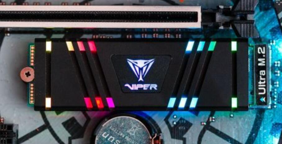 Patrior Viper VPR100