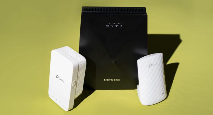 El Mejor Repetidor WIFI (Extensor de WiFi) y amplificador de señal 2020