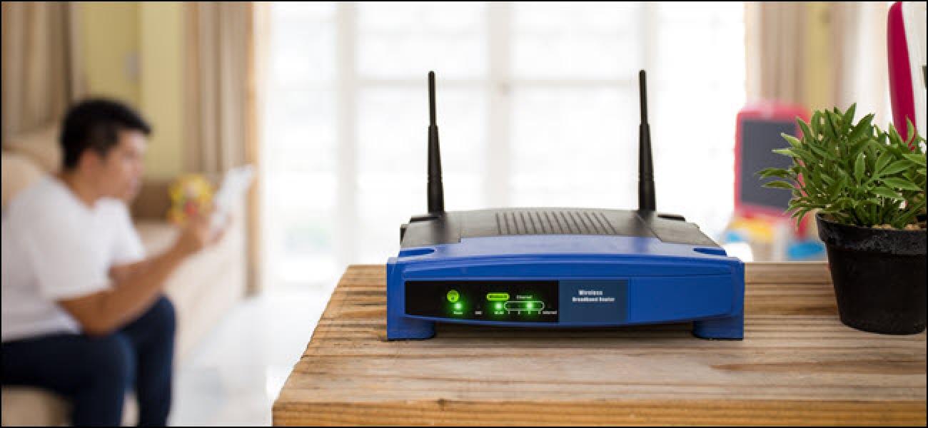 Reposiciona tu router