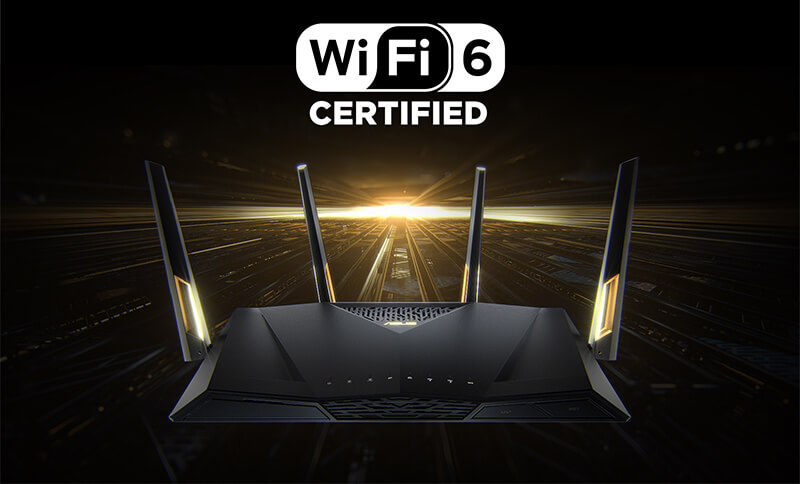 Routers WiFi 6