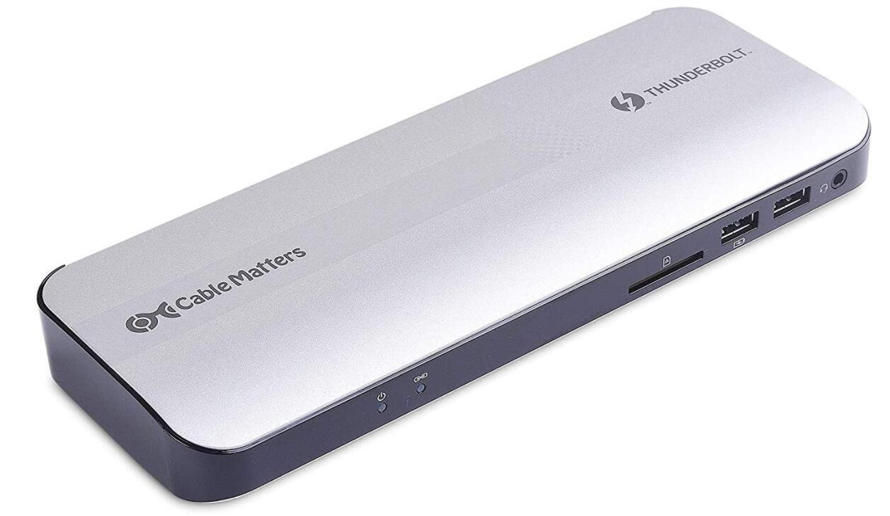 Cable Matters Thunderbolt 3