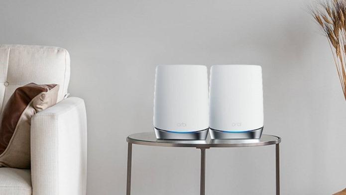 Sistemas Wi-Fi Mesh con WiFi 6