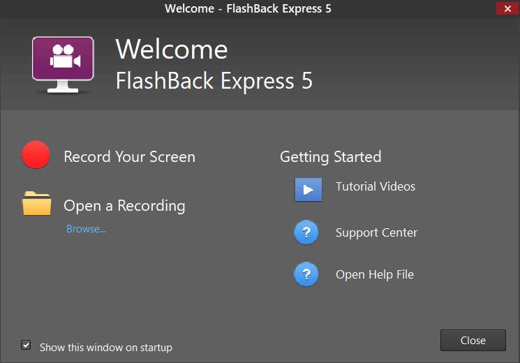 FlashBack Express
