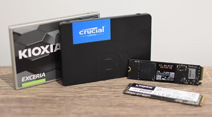 Instalar un SSD