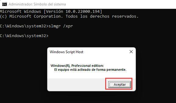 Windows 11 Activado